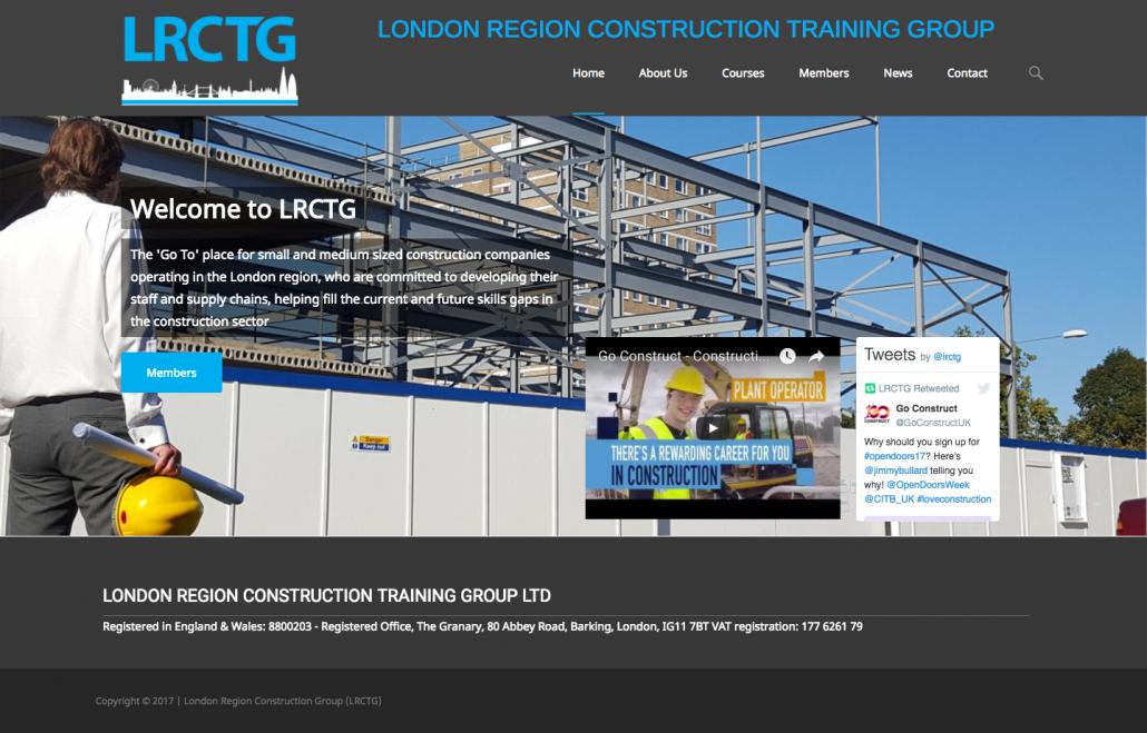 LONDON REGION CONSTRUCTION GROUP