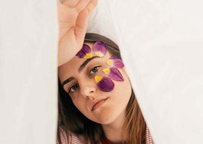 Demi - Creative portrait photography