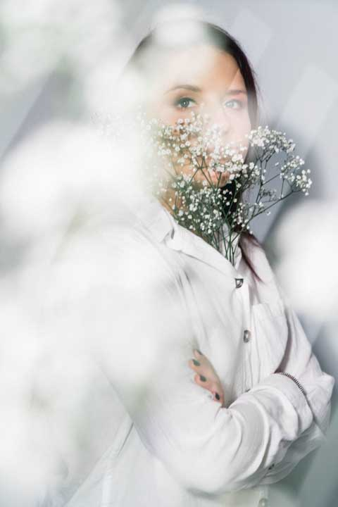 Li interior - Studio portrait photoshoot